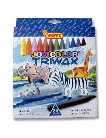 Lapices cera Jovi Jovicolor...