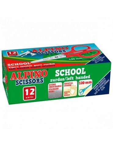 Alpino - caja de 12 tijeras...