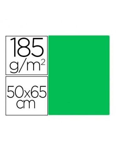 Cartulina Gvarro kiwi 50x65...