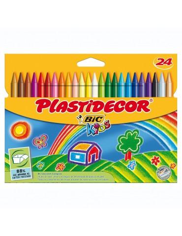 Plastidecor BIC Kids caja...