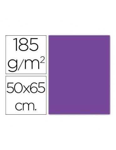 Cartulina Gvarro violeta...