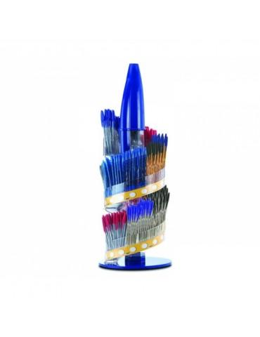 Expositor bolígrafos BIC...