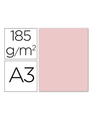Cartulina Gvarro rosa A3...