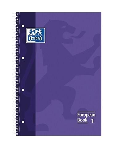 OXFORD - Cuaderno Espiral,...