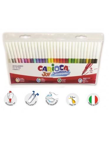 Carioca - 30 rotuladores...