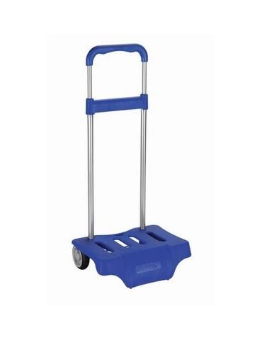Carro Mochila Escolar Azul...