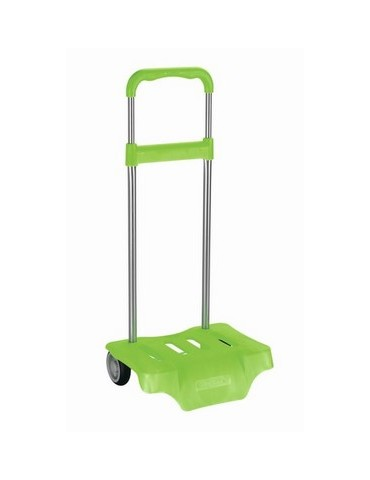 Carro Mochila Escolar Verde...