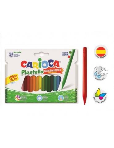 Carioca - Ceras Colores 24...