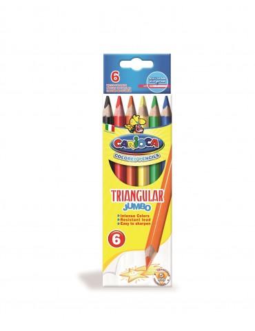 Carioca - Caja 6 lápices de...