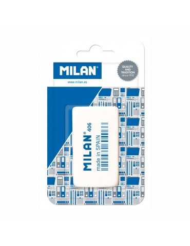Blíster Milan 1 goma miga...