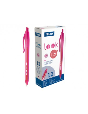 Caja 12 bolígrafos P1 Look...