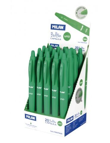 Expositor 20 bolígrafos...