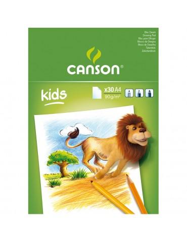 Bloc Dibujo Canson DIN A4...