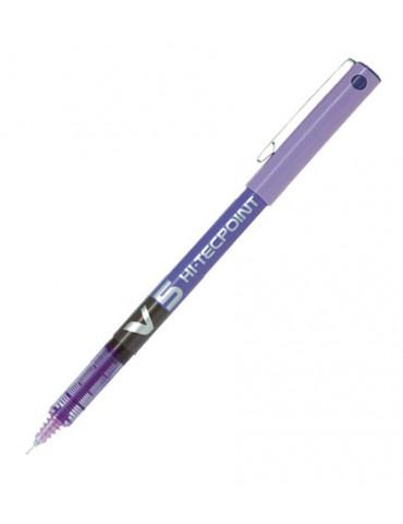Bolígrafo Pilot V-5 Violeta...